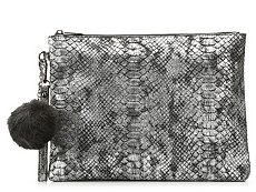 Imoshion Imelda Snake Wristlet Clutch