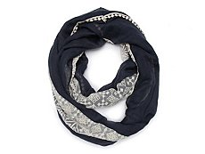 Kelly & Katie Tribal Lace Infinity Scarf