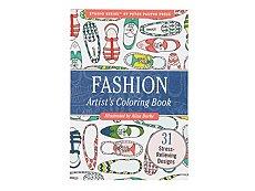 Peter Pauper Press Fashion Coloring Book