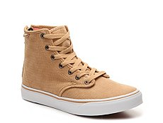 Vans Camden Hi Perforated High-Top Sneaker - Womens