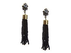 Acadia Tassel Drop Earrings