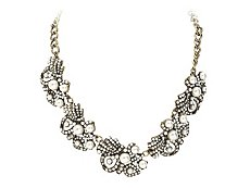 Ivy Bib Necklace