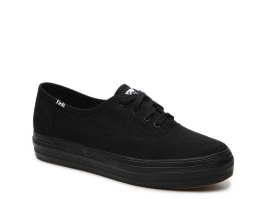 keds black sneakers for women