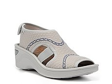 BZees Dream Wedge Sandal