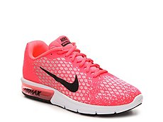 Nike Air Max Sequent 2 Performance Running Shoe - Womens