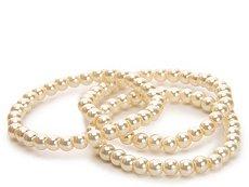 Jem & Jules 29059 Pearl Bracelet Set