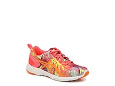 Asics Bounder Girls Youth Running Shoe