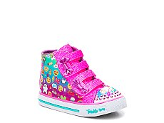 Skechers Baby Talk Girls Toddler & Youth Light-Up Sneaker