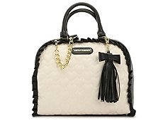 Betsey Johnson Be Mine Satchel