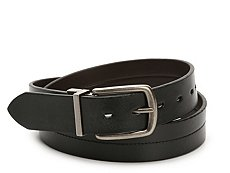 Bill Adler 1981 Reversible Center Stitch Leather Belt