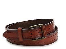 Bill Adler 1981 Heat Crease Leather Belt