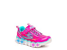 Skechers S Lights Lumos Girls Toddler & Youth Light-Up Sneaker