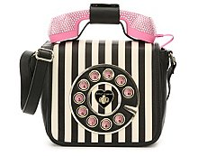 Betsey Johnson Kitsch Crossbody Bag