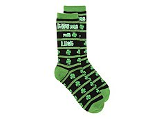 K. Bell Kiss Me Womens Crew Socks