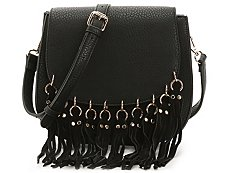 Madison West Tassel Crossbody Bag