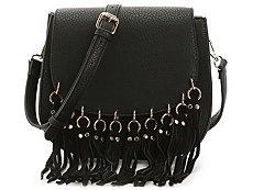 Madison West Tassel Crossbody Bag