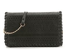 Madison West Laser Cut Clutch