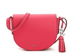 Lauren Ralph Lauren Dryden Caley Leather Crossbody Bag