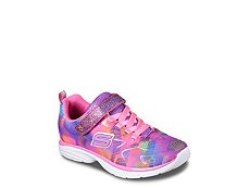 Skechers Spirit Sprintz Girls Toddler & Youth Sneaker