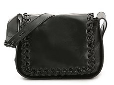 Joe's Jeans Bella Leather Crossbody Bag