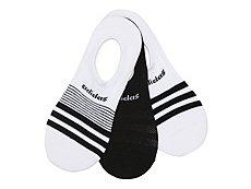 adidas Superlite Womens No Show Socks - 3 Pack