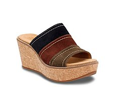 Clarks Artisan Aisley Lily Wedge Sandal