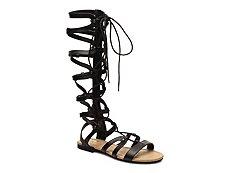 Mix No. 6 Kaza Knee High Gladiator Sandals