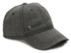 Perry Ellis Plaid Baseball Cap
