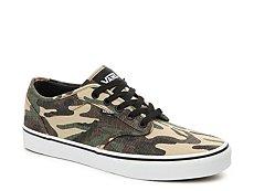 Vans Atwood Camo Sneaker - Mens