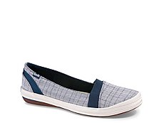 Keds Cali Plaid Slip-On Sneaker - Womens