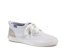 Keds Triumph Mid-Top Perforated Sneaker - Womens