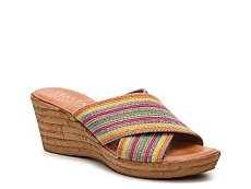 Italian Shoemakers Everly Wedge Sandal