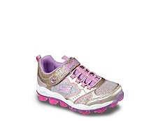 Skechers Air Stardust Girls Toddler & Youth Sneaker