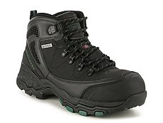 Skechers Surren Steel Toe Work Boot