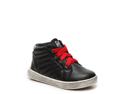 Rock & Soda Myles Boys Toddler High-Top Sneaker