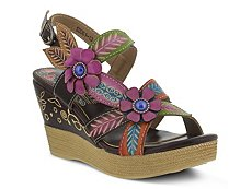 L' Artiste by Spring Step Althea Wedge Sandal