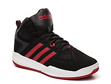 adidas Neo Cloudfoam Thunder High-Top Basketball Shoe - Mens