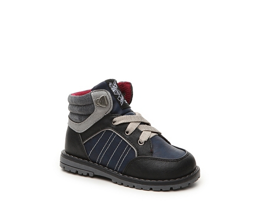Rock & Soda Tate Boys Toddler Boot