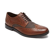 Rockport Style Purpose Wingtip Oxford