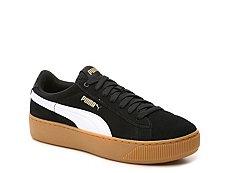 Puma Vikky Platform Sneaker - Womens