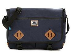 Steve Madden Solid Nylon Messenger Bag