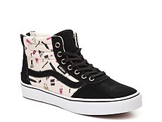 Vans Milton Hi Makeup High-Top Sneaker - Womens