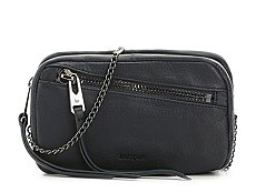 Linea Pelle Wyatt Leather Crossbody Bag