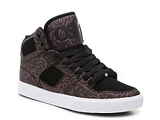Osiris NYC 83 VLC Rose High-Top Skater Sneaker - Mens