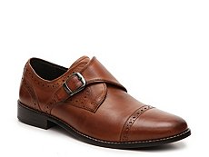 Nunn Bush Newton Monk Strap Slip-On