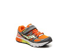 Saucony Zealot Boys Toddler & Youth Running Shoe