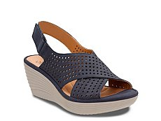 Clarks Reedly Variel Wedge Sandal