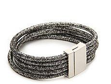 One Wink Mesh Clasp Stretch Bracelet
