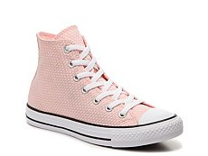 Converse Chuck Taylor All Star Textured High-Top Sneaker - Womens