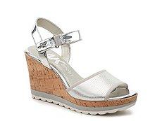 Anne Klein Sport Mosiac Wedge Sandal